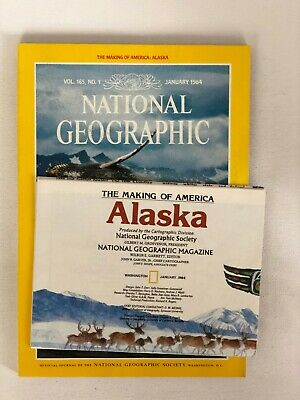 National Geographic - January 1984 - Vol. 165, No. 1