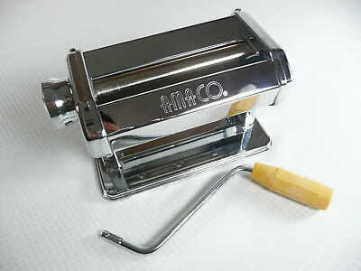 AMACO Craft Clay Pasta Machine Use w/ Polymer Clays & Soft Metal Sheets