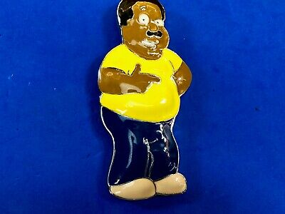 Cleveland Brown FAMILY GUY NOVELTY BELT BUCKLE - COLLECTIBLE BELT BUCKLES
