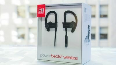 New Authentic Beats By Dr. Dre Powerbeats 3 Wireless In-Ear Bluetooth Headphones