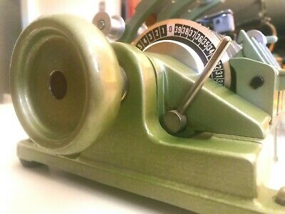 Moviola 16mm 4-Gang Synchronizer With Magnetic Head and Amplifier - No Reserve!