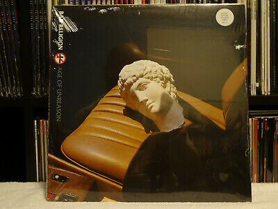 Bad Religion Age Of Unreason limited clear with black vinyl lp Indie only 500