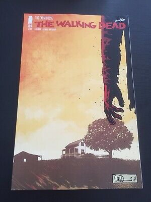 Walking Dead #193 Last Final Issue Image Comics First Print
