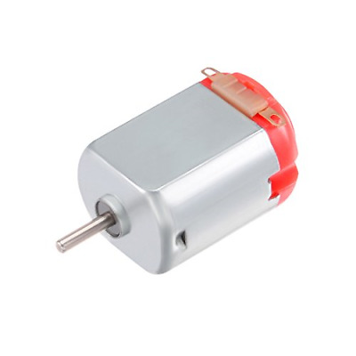 Sourcingmap Small Motor DC 3V 8100RPM High Speed Motor for DIY Hobby Toy Cars