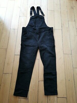 latest fashion best selection of high fashion MATERNITY DUNGAREES SIZE 14 (from H&M) hardly worn. - £12.60 ...