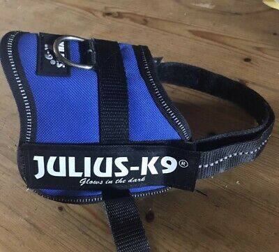 Julius-K9 IDC® Power Dog Puppy Harness Strong Adjustable Reflective