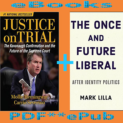 Justice on Trial: The Kavanaugh Confirmation and  ✔️Instant ship [P-D-F + epub]