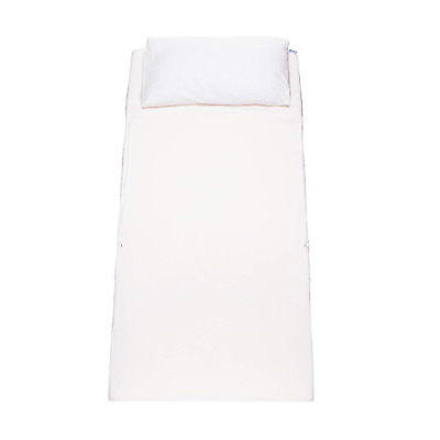 The Gro Company Gro to Bed Toddler Bedding Spare Fitted Sheet, Cot Bed