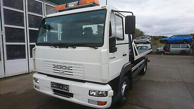 MAN L2000 8.140 City-Abroller ATL incl.Container und Abschleppplateau