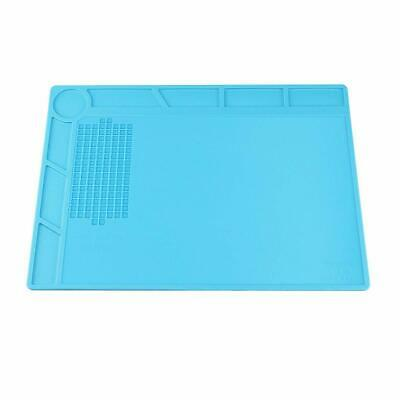 Heat Insulation Silicone Pad Station Desk Cell Phone Repair Tool Soldering Mat