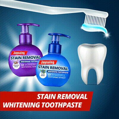 Viaty Toothpaste Stain Removal Whitening Toothpaste Fight Bleeding Gums Fresh
