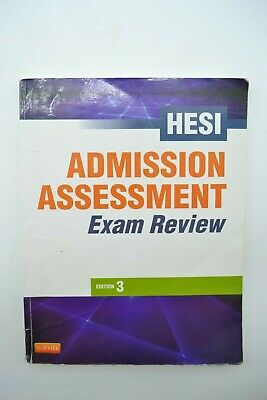 Admission Assessment Exam Review by HESI Staff