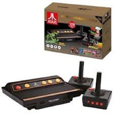 Atari Flashback 9 Gold HD Classic Game Gaming Console