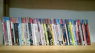Quick Reads: job lot collection of 68 adult's fiction books