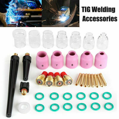 Welding Torch Set Replacement For WP-9/20/25 CNC Soldering Metalworking
