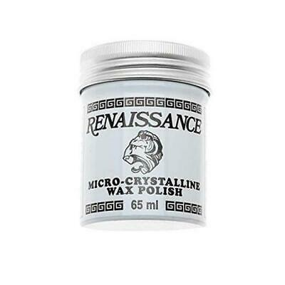 Renaissance Wax - Micro Crystalline Polish - Small Size 65ml (2.25 fl. oz.) Tin