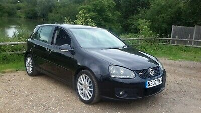 Vw Golf 1.4 Gt 170 Bhp 2007  109000 Miles 5 Door  6 Speed Manual