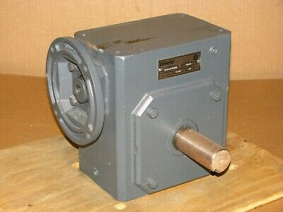 New Sterling Electric Worm Gear Speed Reducer #325BQ030562 - 30:1 ratio