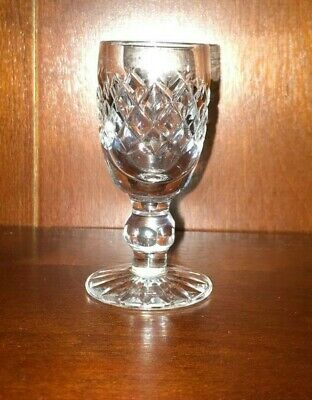 Vintage Waterford Crystal BOYNE Cordial / Liqueur Glass - Wonderful Condition