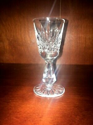 Vintage Waterford Crystal KENMARE Cordial Glass - Wonderful Condition