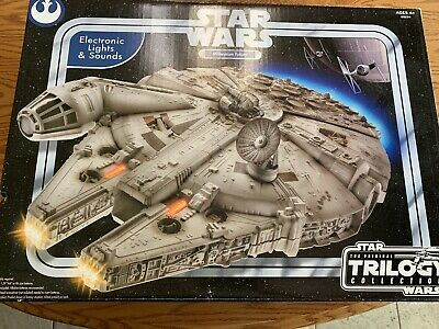 Star Wars: Millenium Falcon --  Original Trilogy Collection - Sealed 2004