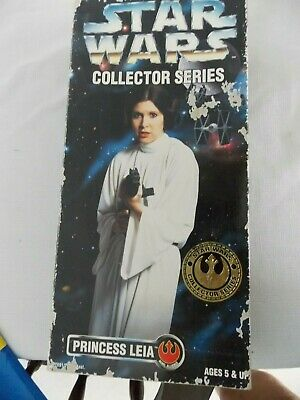 """Star Wars Collector Series Princess Leia 12"""" Inch Figure Carrie Fisher"""