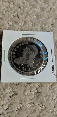 1812 Capped Bust Half Dollar