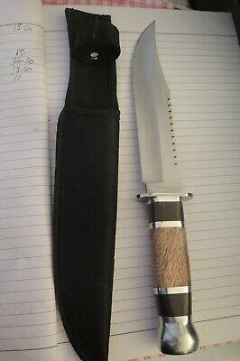 30 cm dagger  stainless steel blade columbia brand