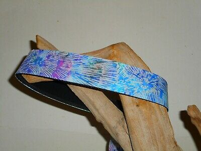 One & Done M 1 1/2  Inch Custom Made Martingale Dog Collar