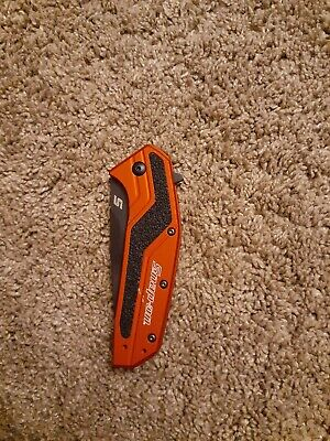 Kershaw USA Snap On SO88RD Assisted Opening Single Blade Pocket Knife