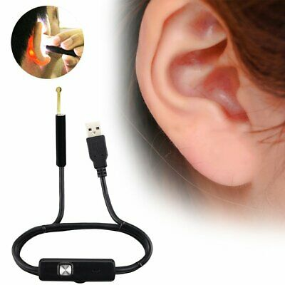 Professional Multifunctional USB Ear Cleaning Endoscope Ear Cleaning Ea E⊿