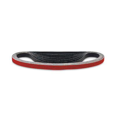 Sanding belt Grit 40 Abrasive CNC Woodworking Tools Replacement Grinding