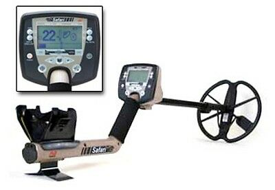 NEW Minelab Safari Pro Pack Metal Detector (3 Yrs Warranty) - DETECNICKS LTD