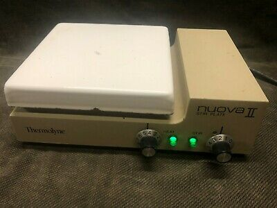 Thermolyne Nuova 2 Stir Plate Hotplate, hot plate stirrer