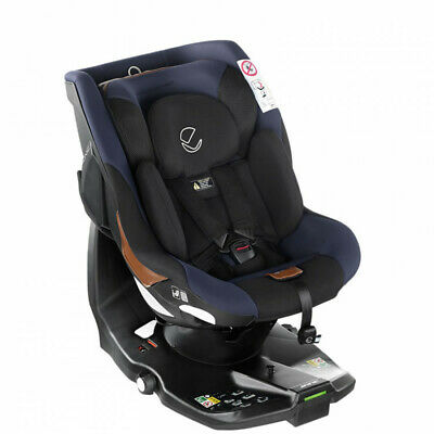New Jane Ikonic 360 spin isize car seat Sailor group 0 & 1 from birth to 4 years