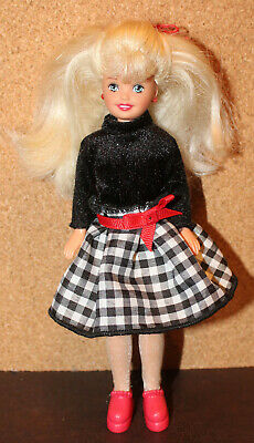 STACIE from HOLIDAY SISTERS Barbie Special Edition 1998 Mattel Doll Set #19809