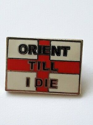 Leyton orient badge
