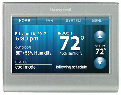 Honeywell RTH9580WF Programmable Thermostat-Silver, New in original unopened box