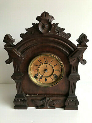 Antique American Ansonia Mantle Clock.