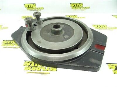 "Heavy Duty 10"" Swivel Base Plate"