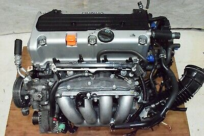JDM 2004-2008 ACURA TSX Type S High Compression K24A 2 4L 200HP K24A2  Engine RBB