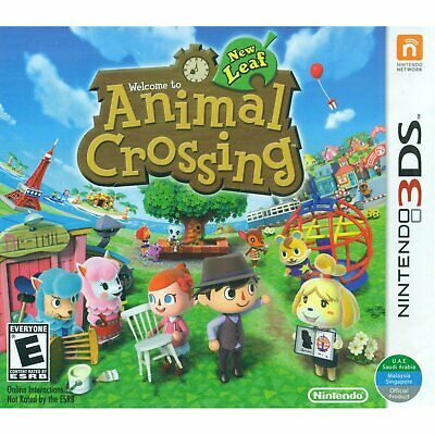 Animal Crossing: New Leaf ( Nintendo 3DS )