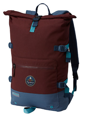 Columbia CSC 503™ Roll-top Pack color burgundy NWT.