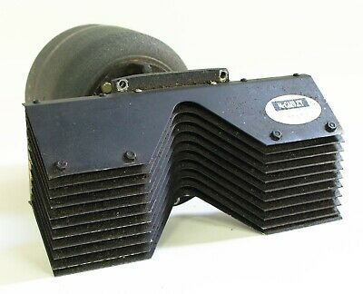 JBL 2441 16 Ohm Compression Driver with McCauley 417 Horn Lens