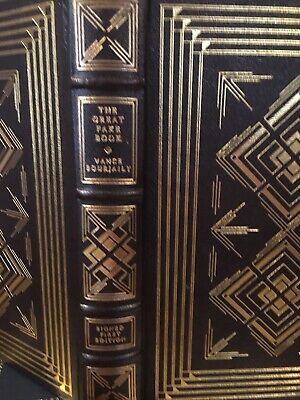 Franklin Library: Signed: Vance Bourjaily: The Great Fake Book