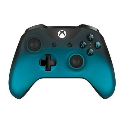 Microsoft Xbox One Ocean Shadow Special Edition Controller Never Used Windows 10
