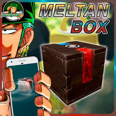 Pokemon Go Meltan Box | Safe and Fast Delivery | Meltan Candies!