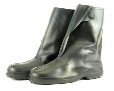 """New 10"""" Natural Rubber Overshoe Galoshes Tingley 1400 Weather-Tuff"""