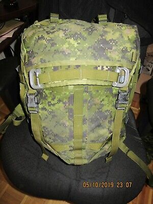 Canadian army small pack 50 liter used
