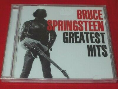 Greatest Hits CD by Bruce Springsteen